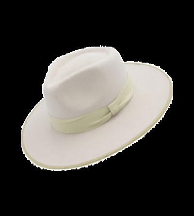 HAT - WHITE (Classic felt)