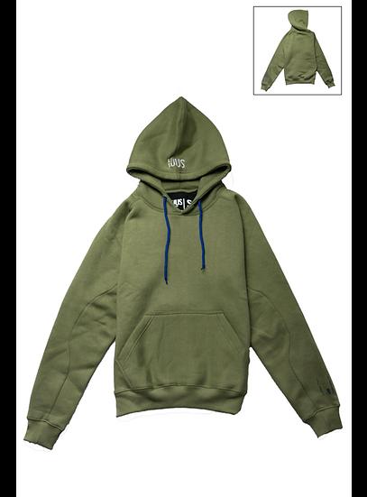 Hoodie Light Green