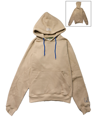 Hoodie Light Brown