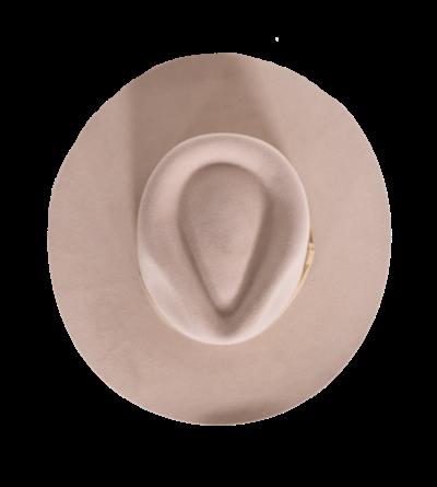 HAT - BEIGE (High end felt)