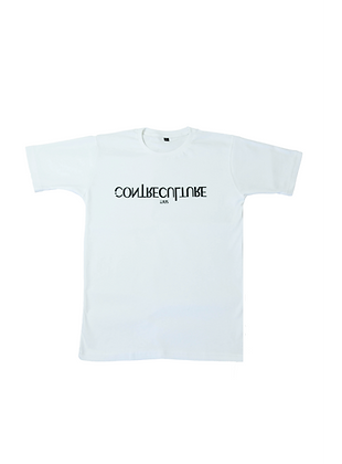 T-Shirt White ContreCulture