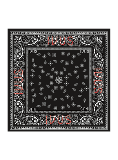 Bandana - Classic Black