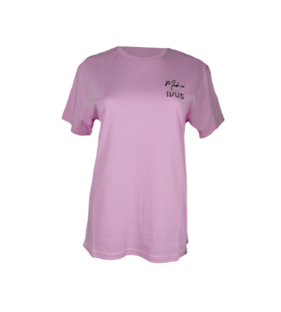 Made In IVUS t-shirt  pink