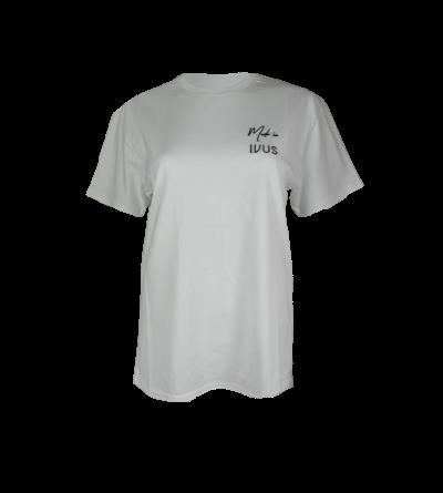 Made In IVUS t-shirt white bio