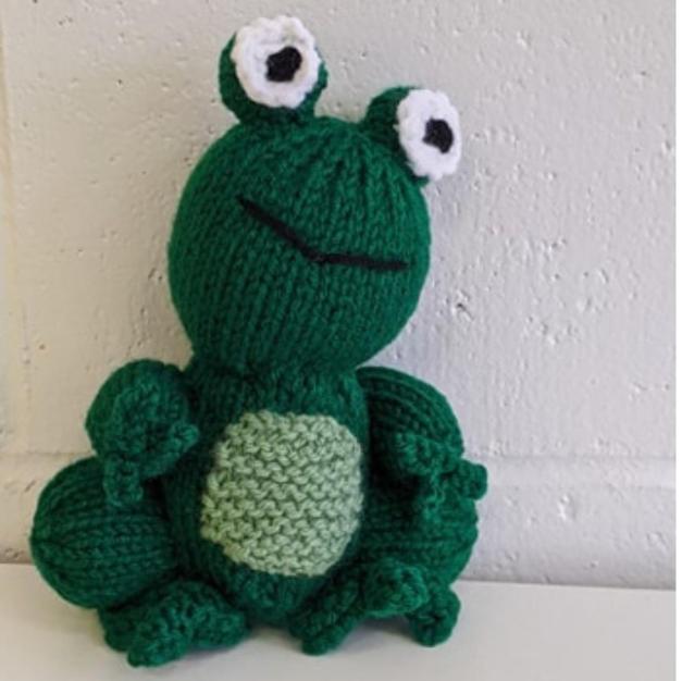 (SOLD) Happy Frog
