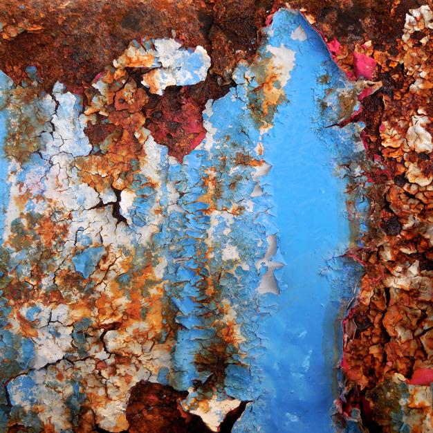 Fraser River Rust