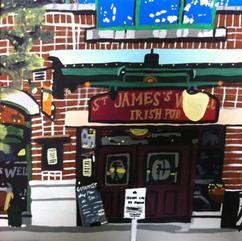 St. James Well Irish Pub Port Moody