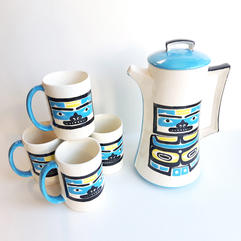 First Nations Coffee Set