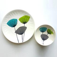 Springtime Dish Set