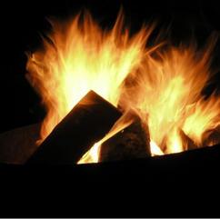 Art Card - Campfire