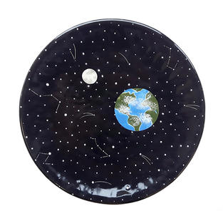 Out of This World Plate