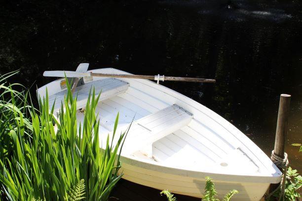 Art Card - Rowboat