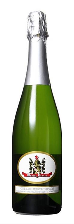 CHATEAU BIANCA WETZEL ESTATE CUVEE BLANC SPARKLING WINE