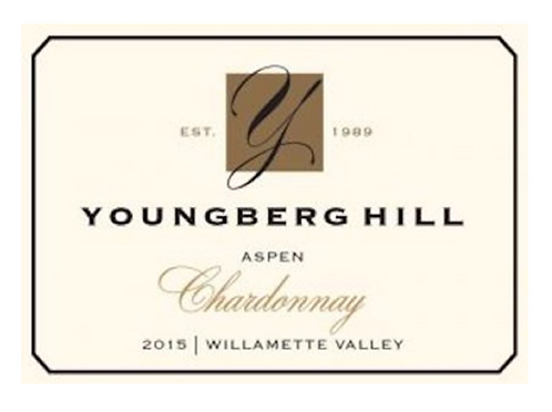 2015 YOUNBERG HILL ASPEN CHARDONNAY