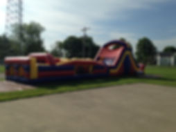 Public/Private Parties  64x13x15  Rental Fee $450.00