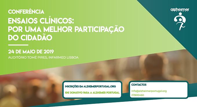Conferência «Ensaios Clínicos: Por uma Melhor Participação do Cidadão»
