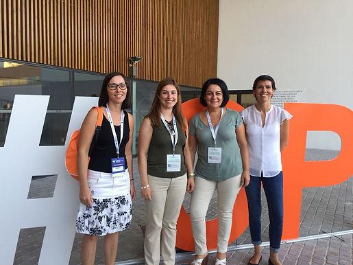 Participação no IV Congresso da Ordem dos Psicólogos