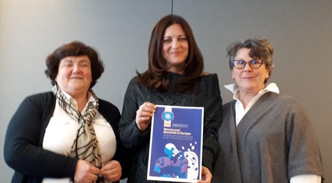 Mulheres e Demência na Europa