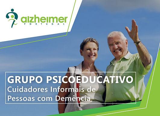 Inscrições abertas para o Grupo Psicoeducativo para Cuidadores Familiares | Gabinete Cuidar Melhor Cascais