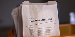 """Programa """"Máscaras Acessíveis"""" no município de Cascais"""