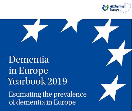 Prevalência da Demência | Novo relatório da Alzheimer Europe 2019