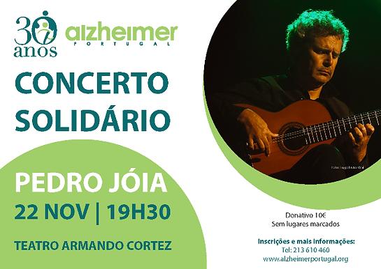Concerto Solidário Pedro Jóia
