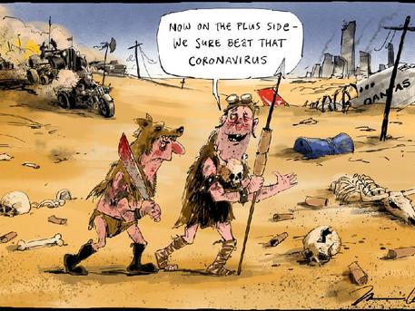 Australia's financial problems - a bold solution