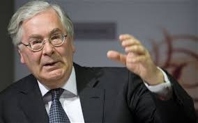 Mervyn King on Productivity