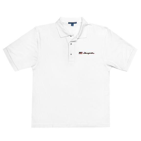 GR Supra Men's Premium Polo