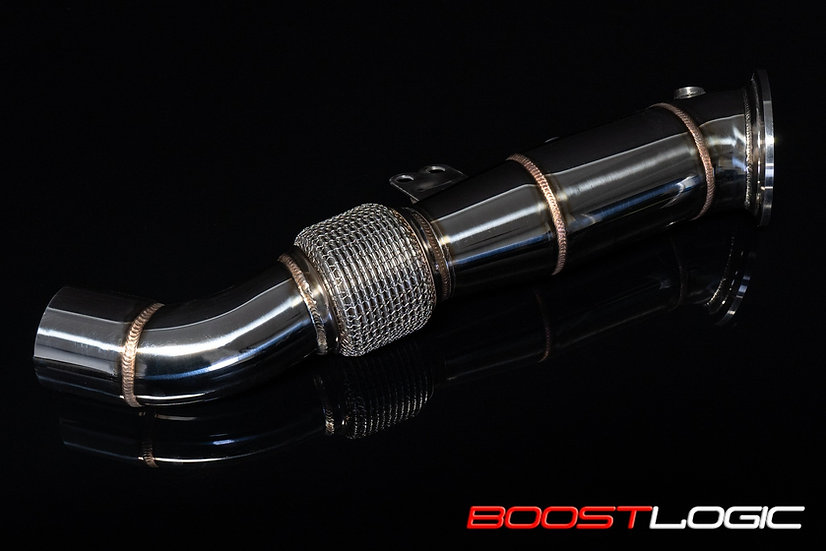 Boost Logic MKV Supra Stainless Steel Downpipe