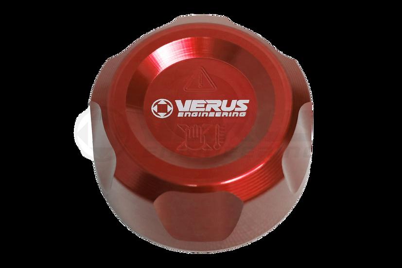 Verus Engineering Heat Exchanger Cap  Mk5 Toyota Supra