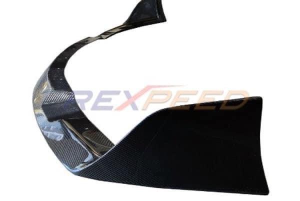 Rexpeed V3 Carbon Fiber Splitter, MKV Supra GR A90/A91