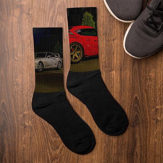 MK4 Vs. MK5 Socks
