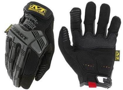 Mechanix Wear M-Pact Black/Grey