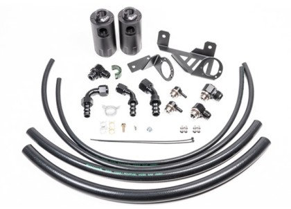 Radium Engineering Toyota Supra MK5 Catch Can Kit