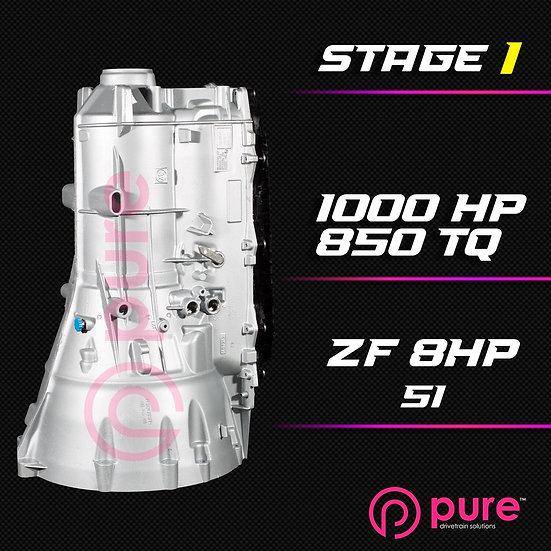 ZF 8HP 51 STAGE 1 PACKAGE