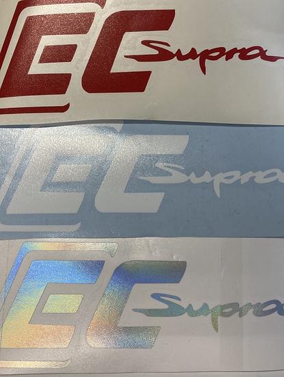 East Coast Supra Di-Cut Vinyl