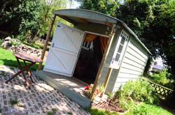 The Hut in the Sun!