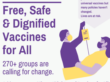Vaccines for All