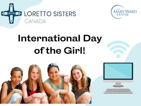 Celebrate International Day of the Girl!