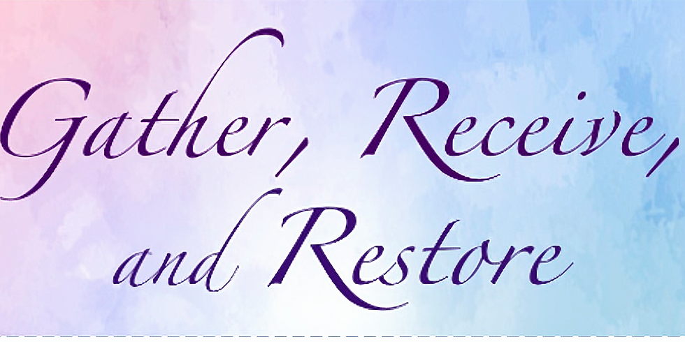 Gather, Receive, and Restore