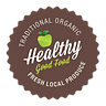 Organic Food distintivo 9