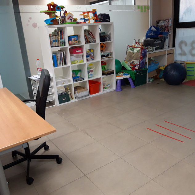 Sala de Logopedia 4 - Sala de reuniones