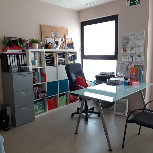 Sala Pedagogía 1