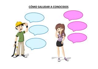 ¿Qué decir para conversar?