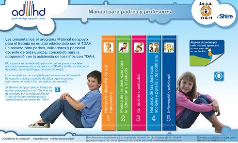 Manual para padres y profesores