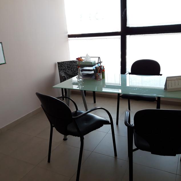 Sala Psicología 1