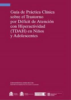 Guía práctica clínica sobre TDAH