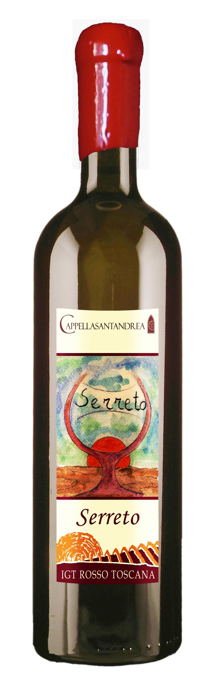 """""""Serreto"""" IGT Rosso Toscana"""