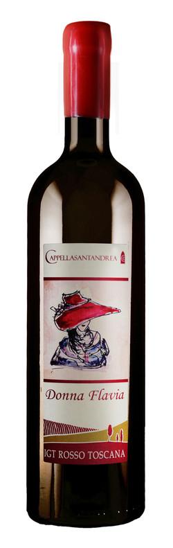 """""""Donna Flavia"""" IGT Rosso Toscana"""